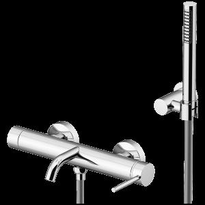 Miscelatore esterno vasca Cromato GATTONI